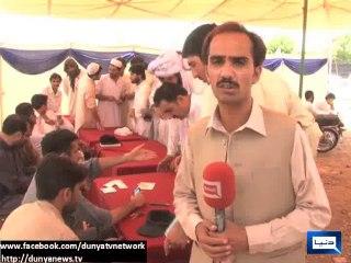 Registration of North Waziristan IDPs continues in Peshawar