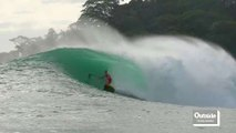 What SUP: Surfing Panama's Heaviest Wave