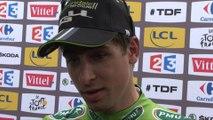 """Tour de France 2014 - Etape 4 - Peter Sagan : """"Je suis tombé à 15 kilomètres"""""""