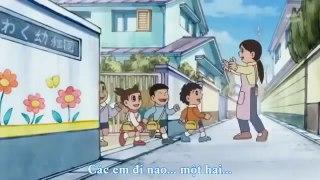 Phim hoạt hình Doremon Chiec vong cua gio May