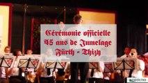 2014-cérémonie du 45 ème jumelage Fürth/Thizy