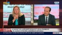 Jean-Christophe Lagarde, député UDI de Seine-Saint-Denis, dans Le Grand Journal – 08/07 3/4