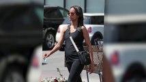 Le ventre de Zoe Saldana donne lieu à des rumeurs de grossesse