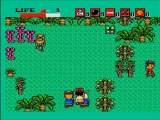 Aztec Adventure (niveau 1) Sega Master System