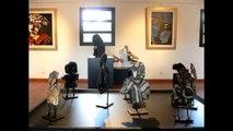 Actu Salernes Var Exposition Vanessa VAGH et Dominique ALLAIN du 5 Juillet au 30 Novembre 2014 au Musée de la Céramique Terra Rossa de Salernes Dracénie Var