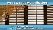 Florida Blinds and Shutters | Florida Custom Blinds, Shades, & Shutters