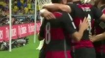 Gol Toni Kroos Brasil 0-4 Alemania - Mundial 2014 (Semifinal)