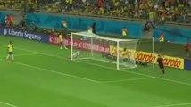 Gol Andre Schürrle Brasil 0-7 Alemania - Mundial 2014 (Semifinal)