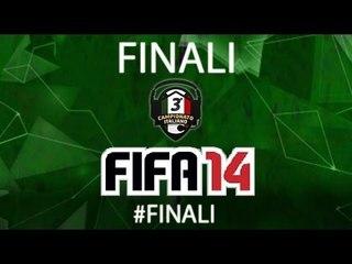 Finali 3°Campionato Personal Gamer di Fifa 14