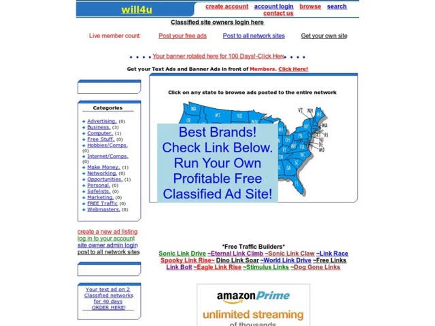 free personal classified ads