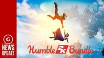 Pay what you want for BioShock, XCOM, and other 2K Games in Humble Bundle - GS News Update