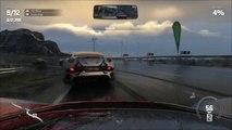 DriveClub (PS4) - Roulons sous la pluie