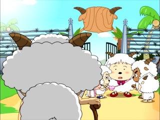 喜羊羊与灰太狼 喜羊羊与灰太狼第467集 雪狐