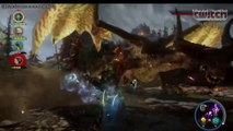 Dragon Age Inquisition - Angry Interview E3 2014