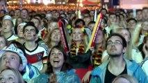 L'Allemagne est en fête après sa victoire 7-1 contre le Brésil en demi-finale du Mondial