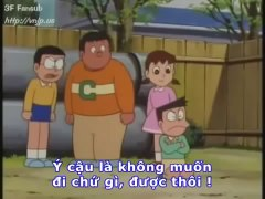 Phim hoạt hình Doremon Noi oan cua Nobita Toa