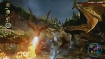 Dragon Age Inquisition E3 2014 Combat Gameplay Mage, Rogue, Archer and Warrior