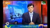 Kamran Khan Escalating Sita White Issue, Geo Tv Grudge Against Imran Khan