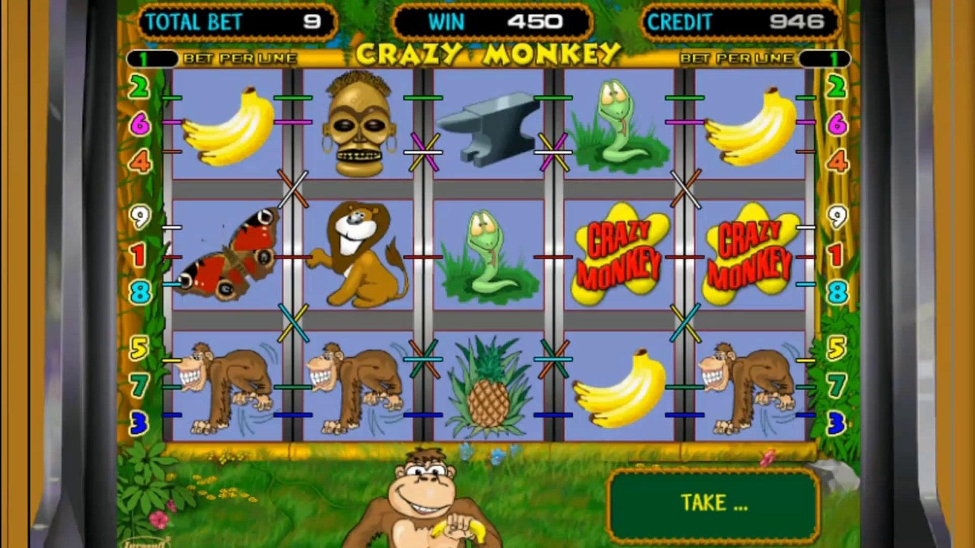 Игровые автоматы monkey скачать