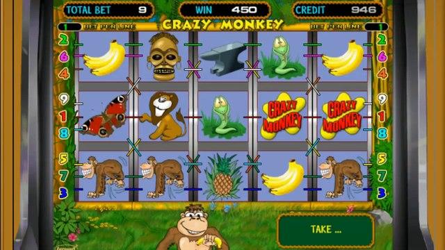 игровые автоматы крейзи манки бесплатно
