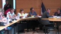 5ème conseil municipal de Portes-lès-Valence juillet 2014