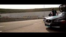 Jaguar Team Sky - Cycling Under the Sea