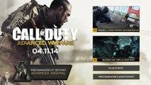 Call of Duty Advanced Warfare -- Meilleur son des armes et bruitages