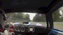 Le Mans Classic 2014, Camera Embarquée, Proto DB HBR 1957, Antoine Moreau Plateau 3, Samedi 5 juillet 21h