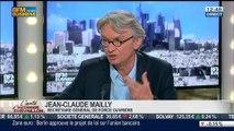 Jean-Claude Mailly, secrétaire général de Force Ouvrière, dans l'Invité de BFM Business – 09/07