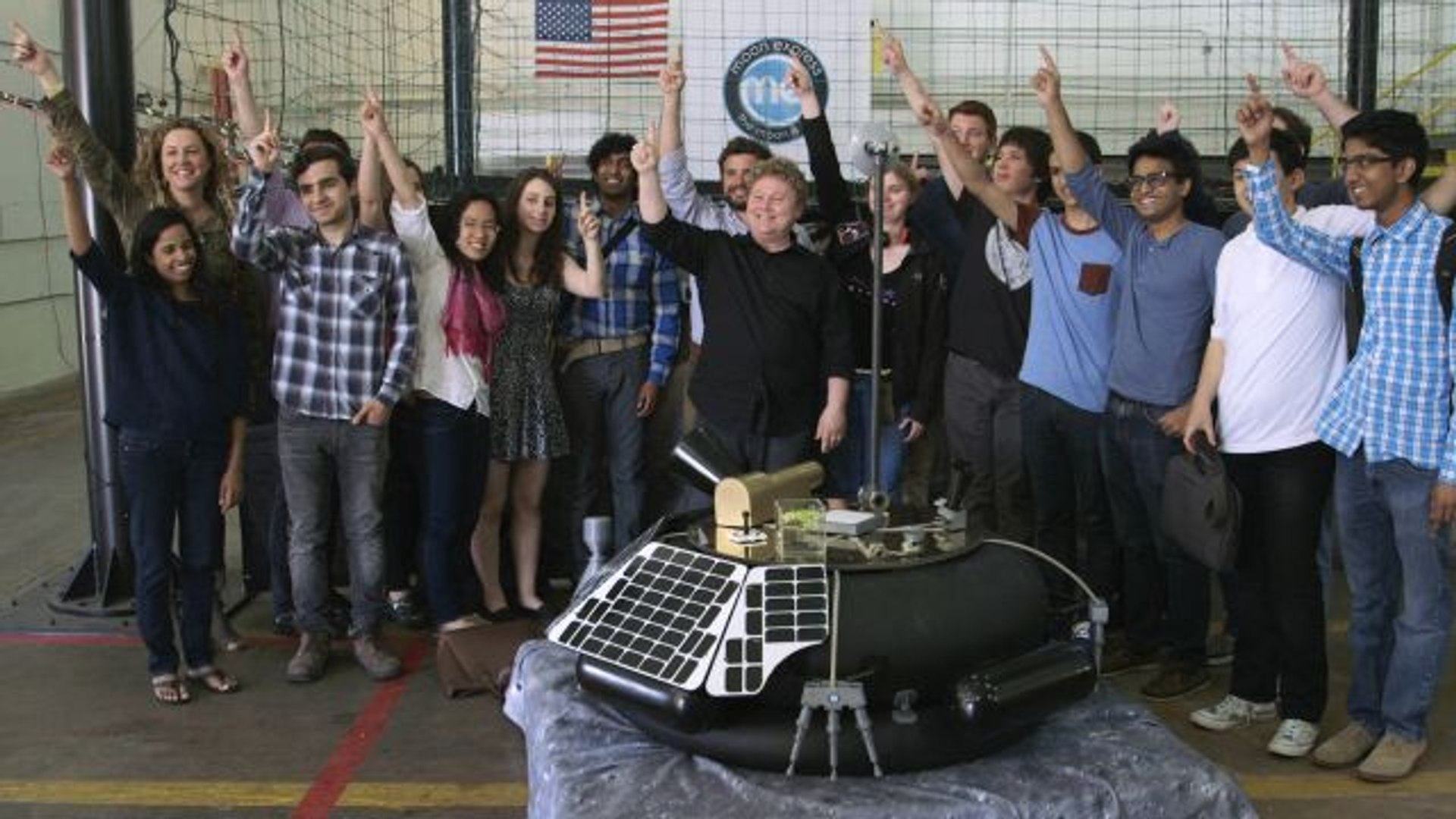 Teen Technorati  - To Infinity & Beyond: The Fellows Visit NASA & Learn About the Future of