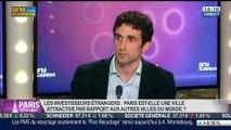 La tendance du moment: Les investisseurs étrangers: Paris est-t-elle une ville attractive par rapport aux autres villes du monde ?, dans Paris est à vous - 09/07