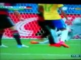 Alemania 7 Brasil 1 - Mundial 2014 (humillacion historica + festejos en Argentina)
