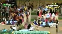 Pakistan Ramzan With Amir Liaquat By Express Entertainment - 9th July 2014 (Aftar) - part 3