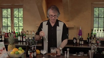 Bamboo Cocktail - The Cocktail Spirit with Robert Hess - Small Screen