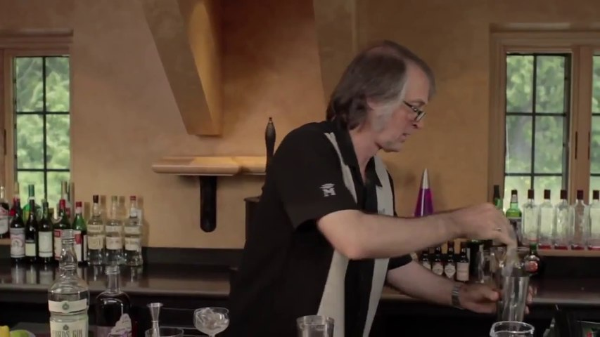 Eagle's Dream Cocktail - The Cocktail Spirit with Robert Hess - Small Screen