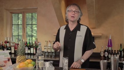 La Paloma Cocktail - The Cocktail Spirit with Robert Hess - Small Screen