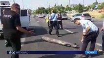 Israël-Palestine : les raids continuent, les tirs de roquettes aussi