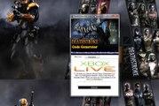 Batman Arkham Origins Deathstroke DLC Giveaway Free-Xbox 360 / PS3