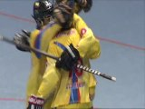 ROLLER HOCKEY - MONDIAL 2014 : France - Colombie - juniors hommes