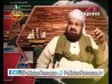 11th Sehri Qasas ul Anbiya & Aalim On Air Part 1 in Pakistan Ramazan 10-7-2014 Part 3