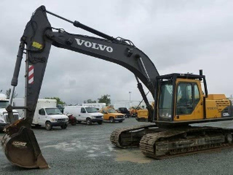 Volvo Ec140b Wiring Diagram