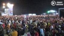 L'explosion de joie des supporters argentins à Copacabana !