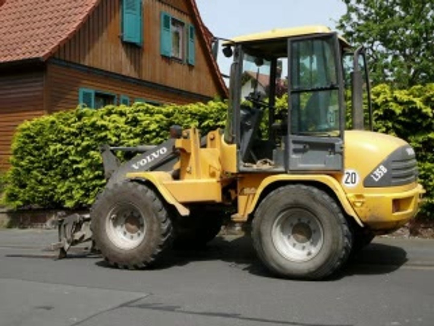 volvo l35b compact wheel loader service repair manual instant download─影片  dailymotion