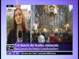 Trei biserici din Oradea vor fi restaurate din fonduri transfrontaliere