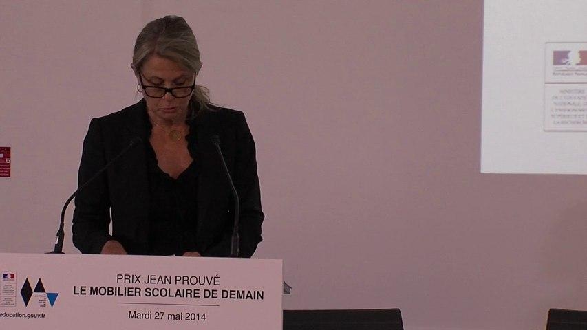 """[ARCHIVE] Présentation du colloque """"Refondation de l'École : une question pour le design"""" par Brigitte Flamand - mardi 27 mai 2014"""