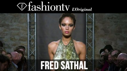 Fred Sathal Haute Couture Fall/Winter 2014-15 | Paris Couture Fashion Week | FashionTV