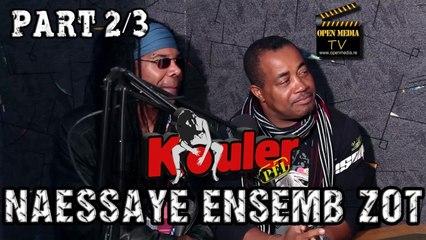 Kouler Pei - Naessaye & Ensemb Zot - Juillet 2014 - part 2/3