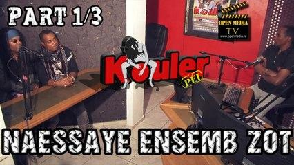 Kouler Pei - Naessaye & Ensemb Zot - Juillet 2014 - part 1/3