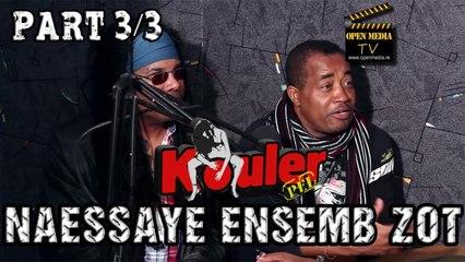 Kouler Pei - Naessaye & Ensemb Zot - Juillet 2014 - part 3/3