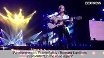Francofolies: Thomas Dutronc, Julien Doré et Bernard Lavilliers répètent avant le grand soir
